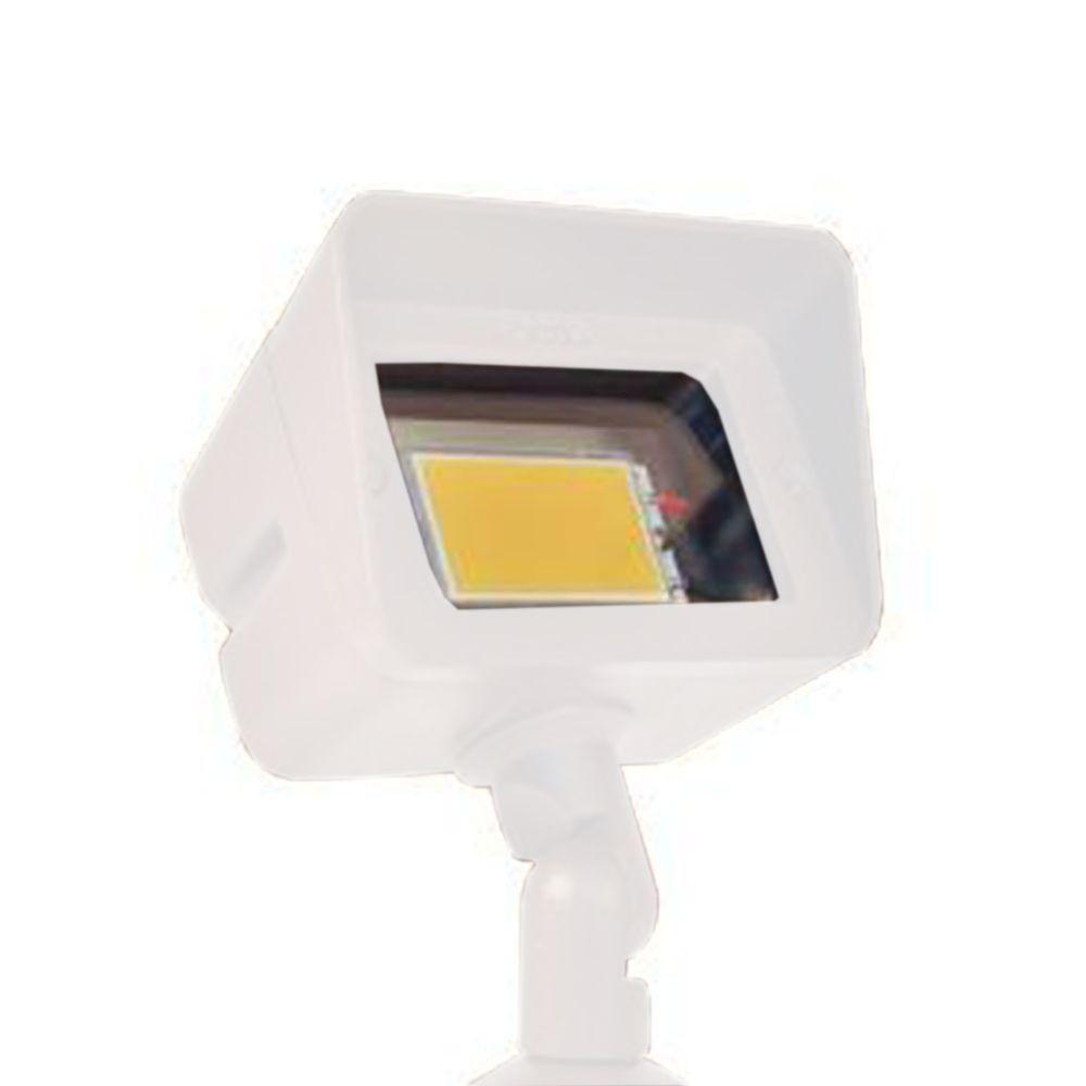 Filament Design Centennial 1-Light Outdoor LED White Textured Directional Light