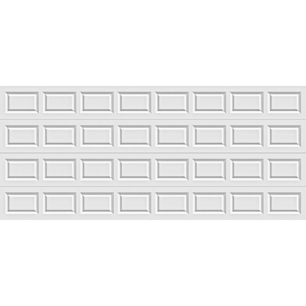 Clopay classic collection 16 ft x 7 ft non insulated for 16 ft x 8 ft garage door