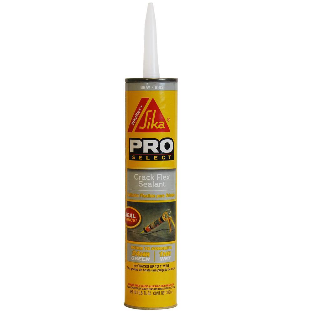 Sikaflex 10.1 oz. Crack Flex Concrete Sealant-515306 - The Home Depot
