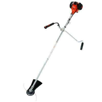 17 in. 28.1 cc Straight Shaft Gas Brush Cutter