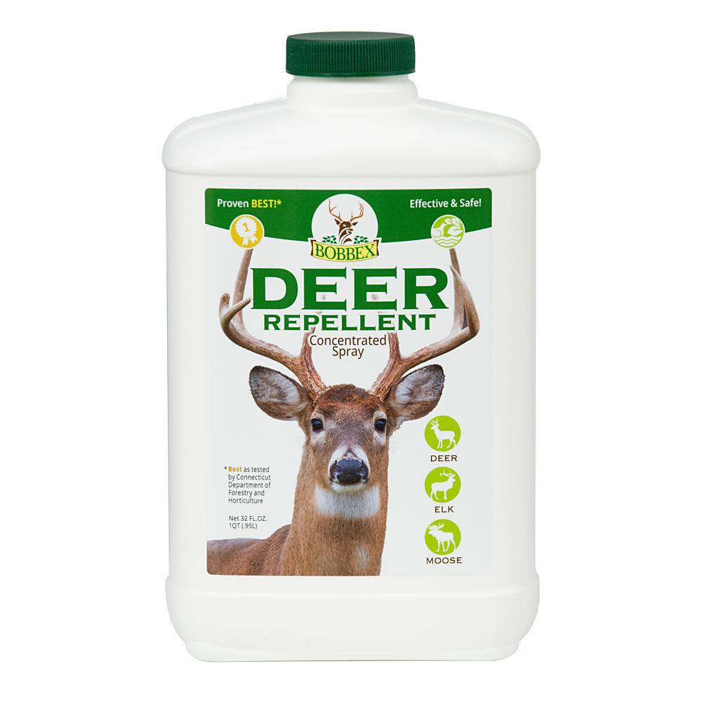 1 Qt. Bobbex Deer Repellent Concentrated Spray