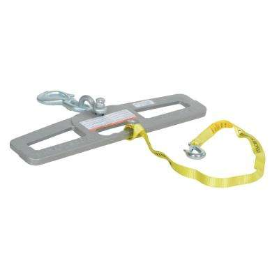 6,000 lb. Capacity Swivel Lift Master Hook Plate