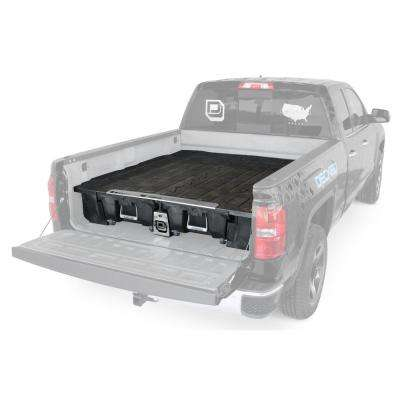5 ft. 9 in. Bed Length Storage System for GMC Sierra or Silverado 1500 (2019-Current) - New wide bed width