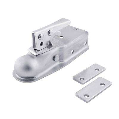 1-7/8 in. Ball Coupler with 2 in. to 2-1/2 in. Adjustable Collars