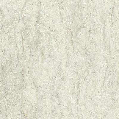 4 ft. x 8 ft. Laminate Sheet in White Cascade Standard Fine Velvet Texture