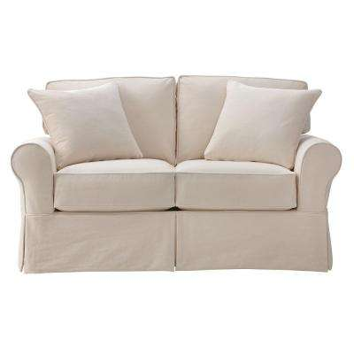 Mayfair Classic Natural Loveseat