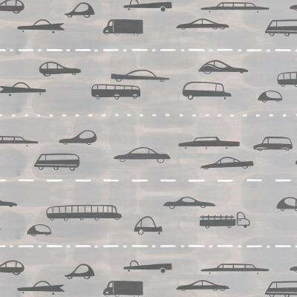 8 in. x 10 in. Laminate Sheet in Super Highway Landscape with Virtual Design Matte Finish
