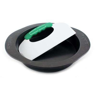 Perfect Slice Round Cake Pan with Slicing Tool