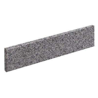18 in. Granite Sidesplash in Napoli