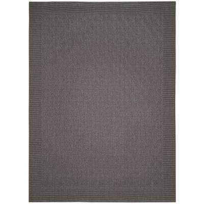 Palm Beach Ash 8 ft. x 10 ft. Area Rug