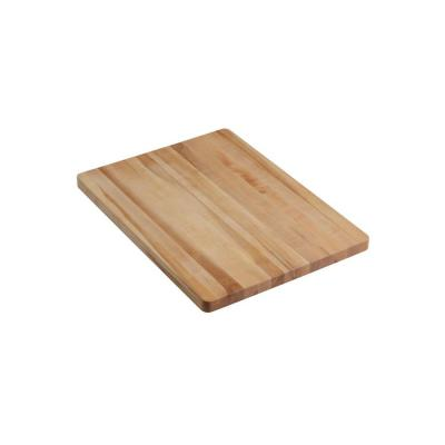Vault/Strive Wooden Cutting Board