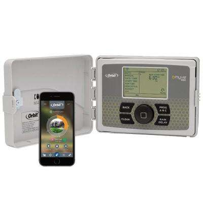 B-hyve 6-Station Indoor/Outdoor Sprinkler Timer with Wi-Fi