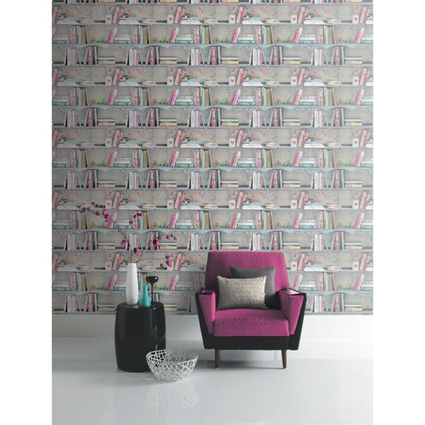 Arthouse Curious Multi Wallcovering 694000