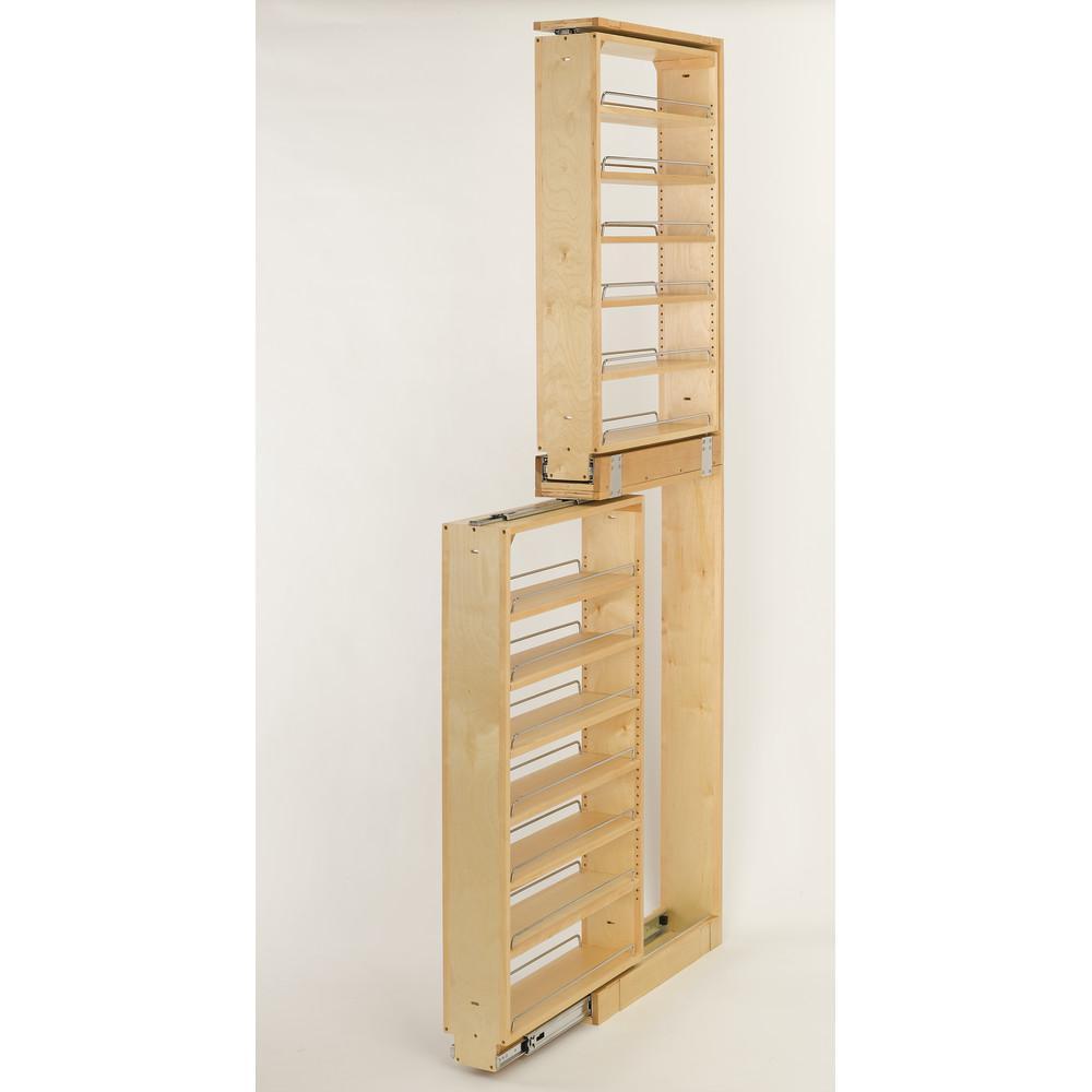 Rev-A-Shelf 6 In. Tall Filler Organizer Pullout-432-TF45