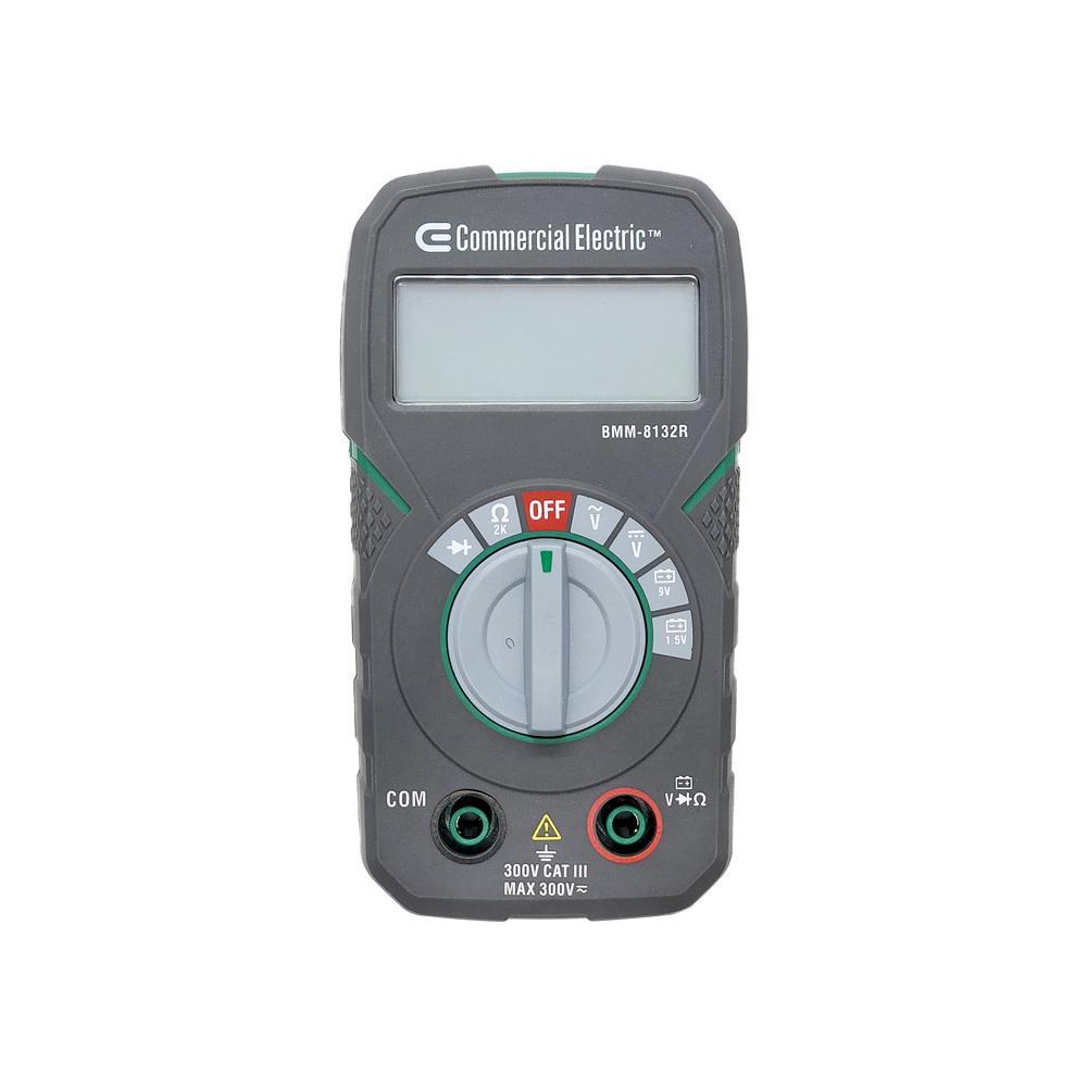 Digital Multimeter 300V