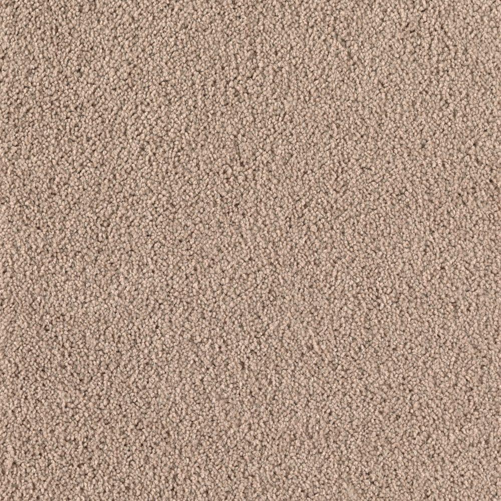 Rookie II - Color Woodland Texture 12 ft. Carpet