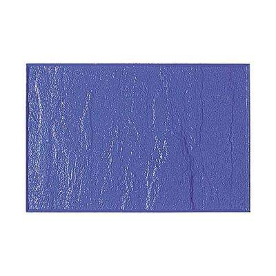 18 in. x 30 in. Lancaster Blue Stone Texture Stamp