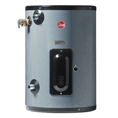 Commercial Point of Use 6 Gal. 208-Volt 4.5 kW 1 Phase Electric Tank Water Heater