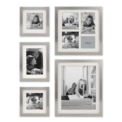 4 in. x 13 in. Metal Shadow Box (Set of 5)