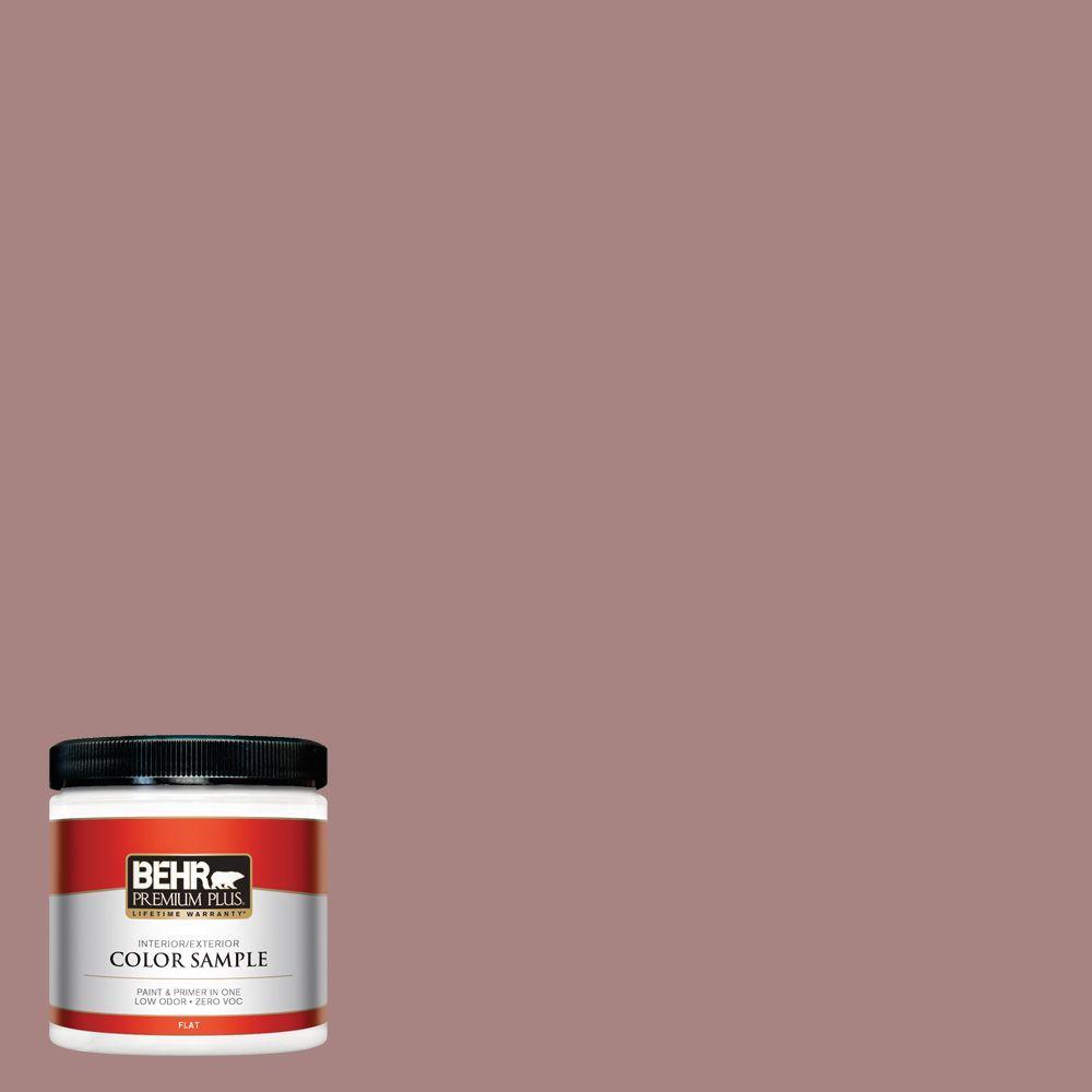 BEHR Premium Plus 8 oz. #700B-4 Muse Interior/Exterior Paint Sample