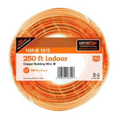 250 ft. 10/2 NM-B Wire
