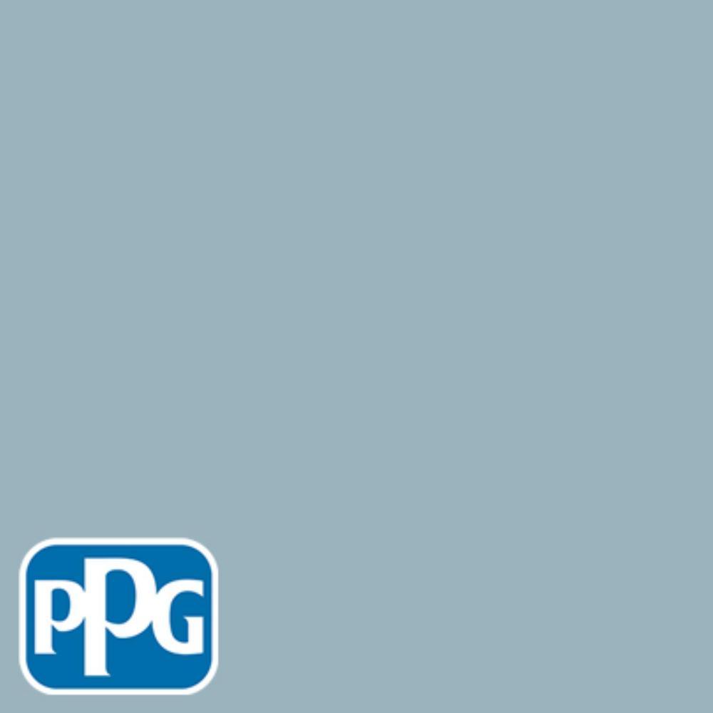 PPG TIMELESS 8 oz. #HDPPGB51 Brittany Inn Flat Interior/Exterior Paint Sample