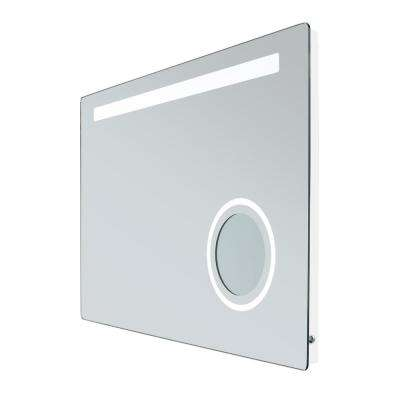 Rectangle 24 in. x 36 in. LED Backlit Mirror Judy