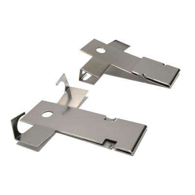 Mounting Clips for Recessed Housings (2-Pack)