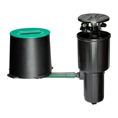 In-Ground Impact Sprinkler with Click-N-Go Hose Connect