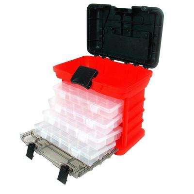 73 Compartment Storage Box
