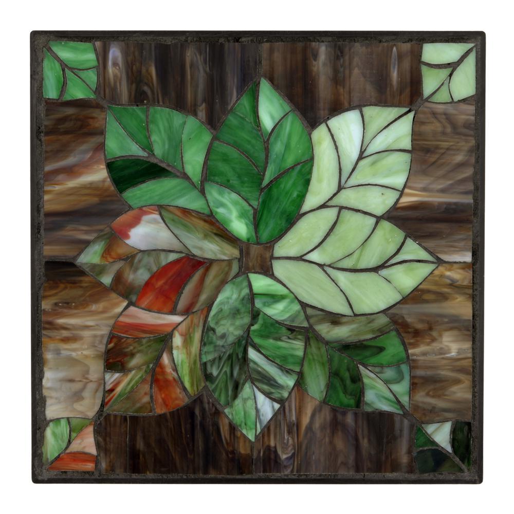 Ordinaire Leaf Decorative Garden Stone