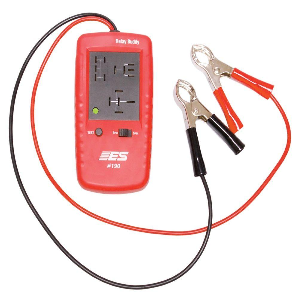 Relay Buddy - Automotive Relay Tester