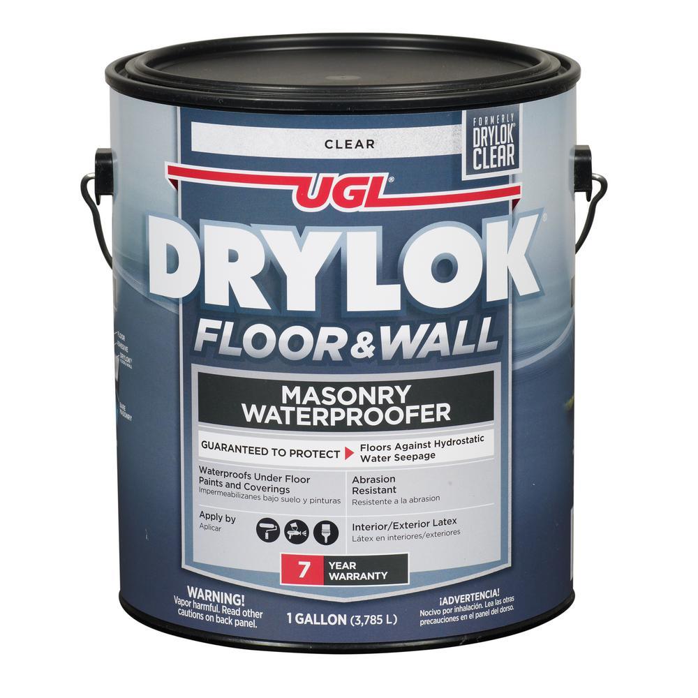 Floor And Wall Masonry Waterproofer