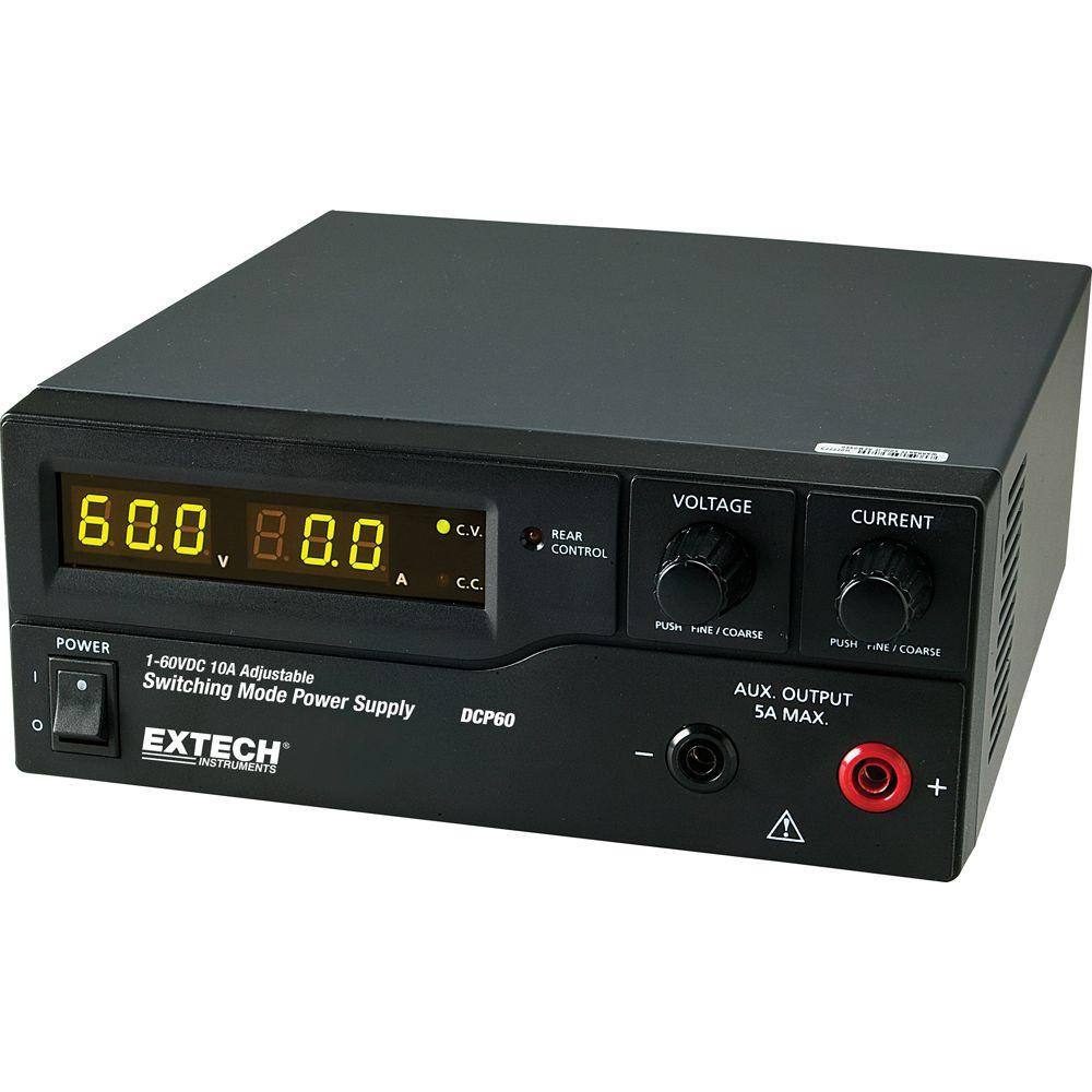 Extech Instruments 220-Volt DC Power Supply