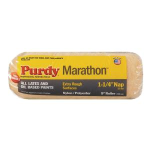 Purdy Marathon 9 inch x 1-1/4 inch Paint Roller Cover by Purdy