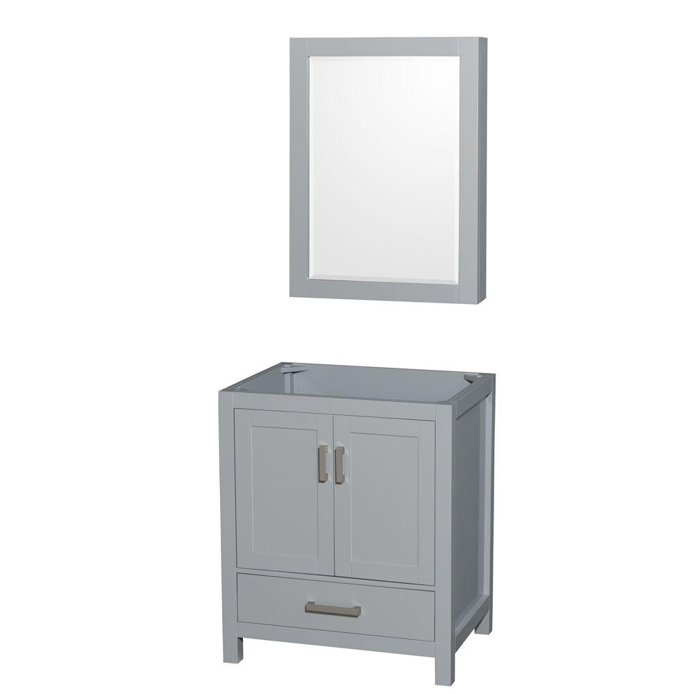 bathroom cabinets without mirrors wyndham collection acclaim 30 in vanity cabinet with 11429