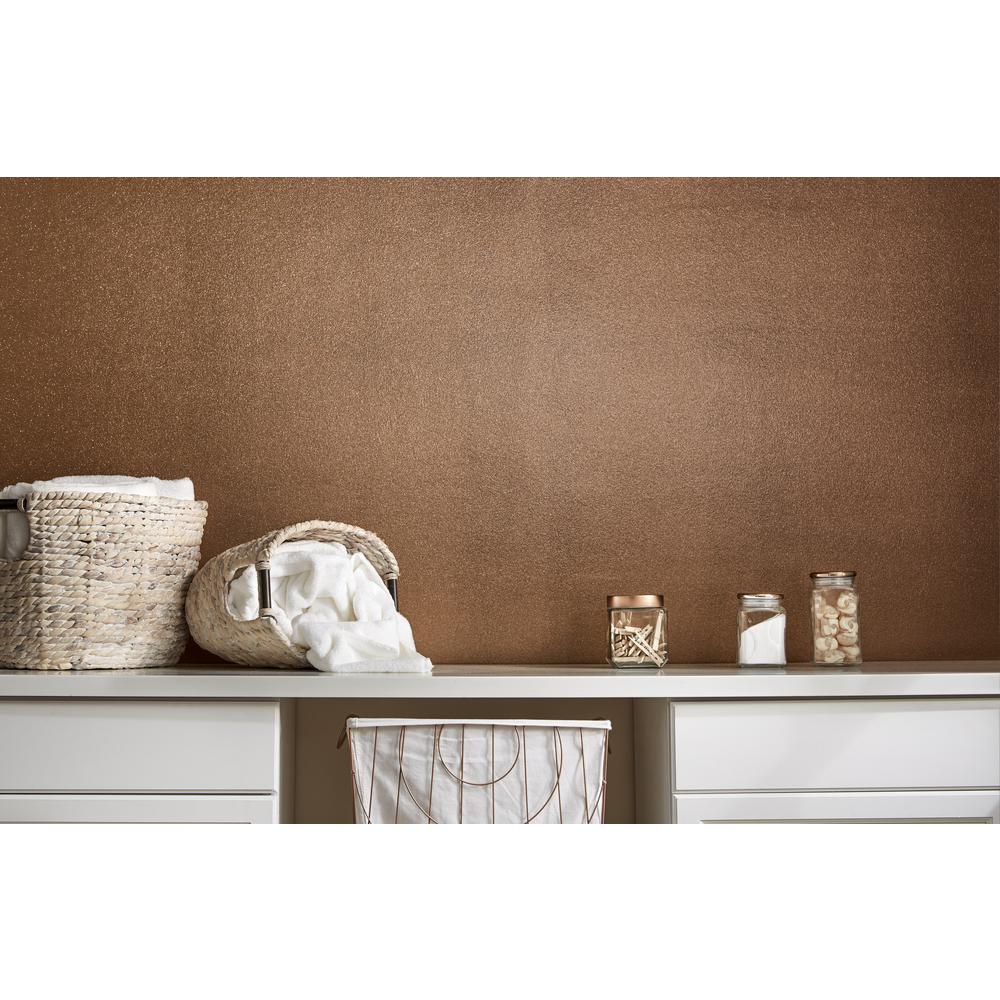 Rust Oleum 1 Qt Copper Glitter Interior Paint 2 Pack