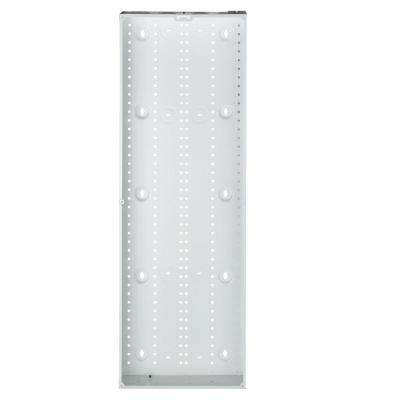 42 in. Structured Media Enclosure, White