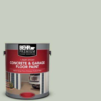 1 gal. #PFC-41 Terrace View 1-Part Epoxy Satin Interior/Exterior Concrete and Garage Floor Paint