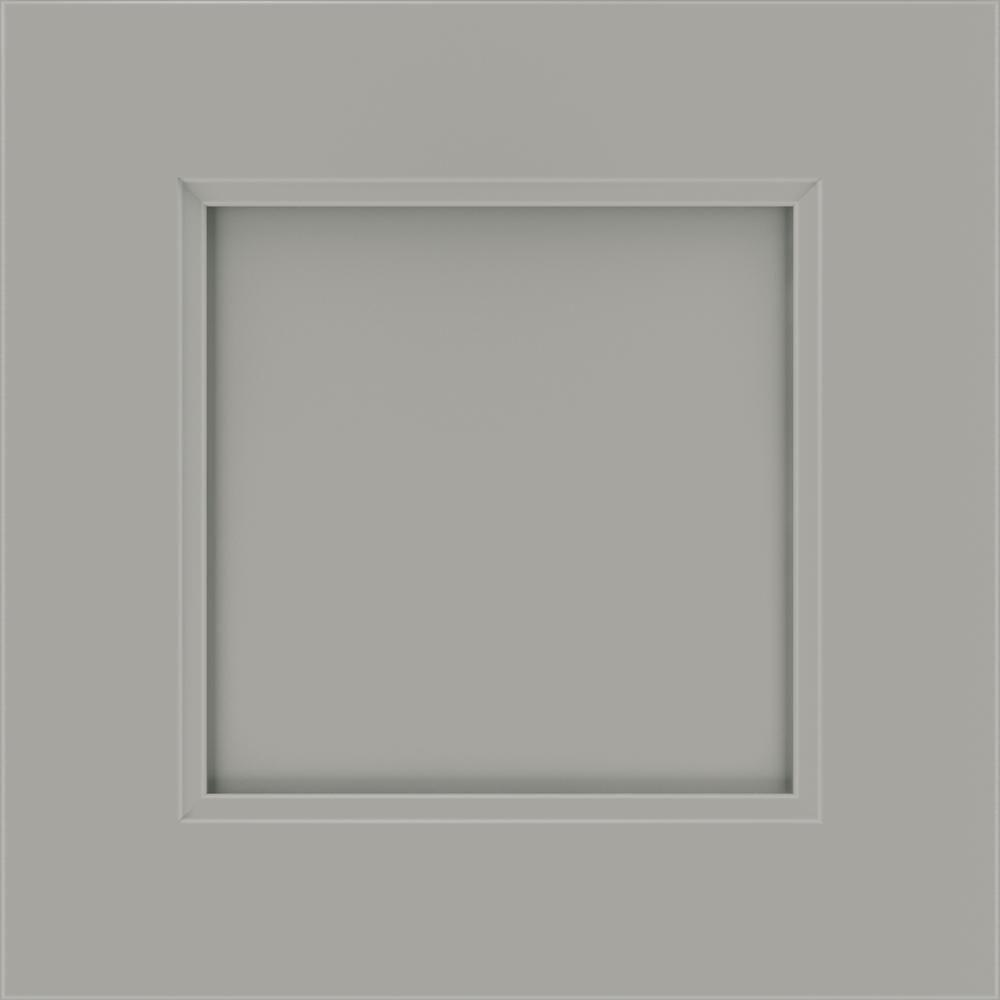 Thomasville 14.5x14.5 In. Cabinet Door Sample In Jansen Sterling