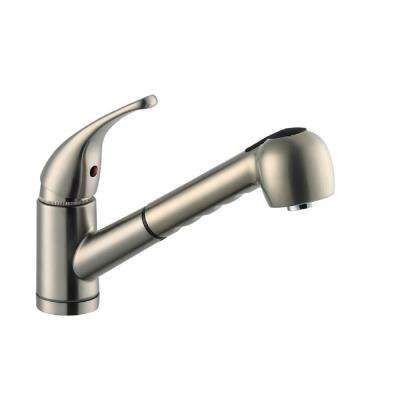 Required rough-in valve - Pull Out Faucets - Kitchen Faucets - The ...