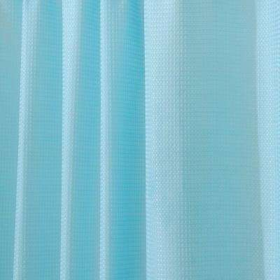 Carlton Shower Curtain in Aqua
