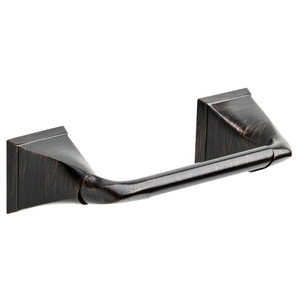 Everly Pivoting Toilet Paper Holder in Venetian Bronze
