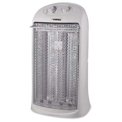 1500-Watt 2-Setting Portable Quartz Portable Heater