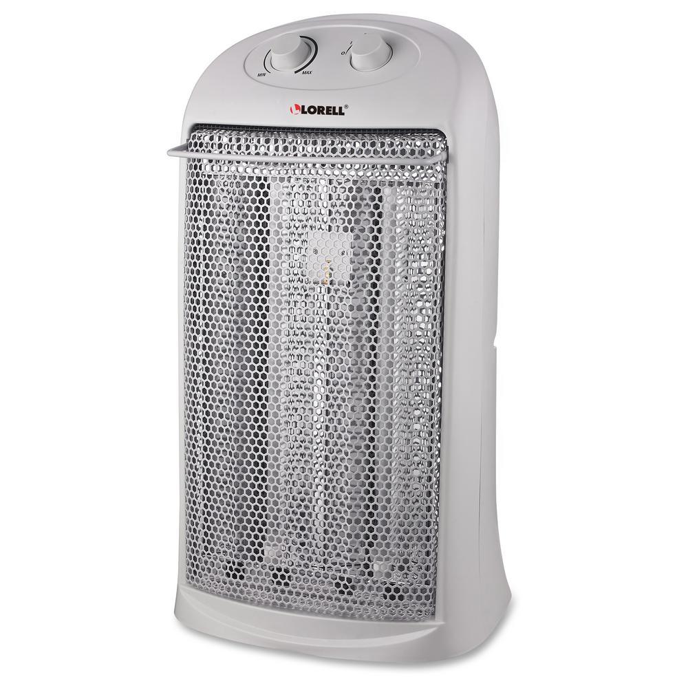 1500-Watt 2-Setting Portable Quartz Portable Heater