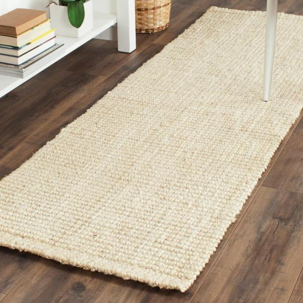 Safavieh Natural Fiber Ivory 2 Ft 3 In