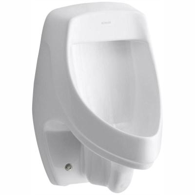 Dexter 0.5 or 1.0 GPF Urinal with Rear Spud in White