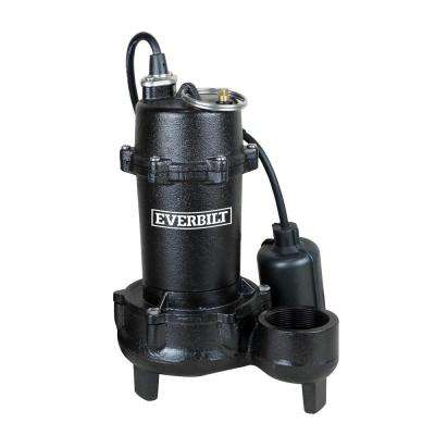 1/2 HP Submersible Effluent Pump