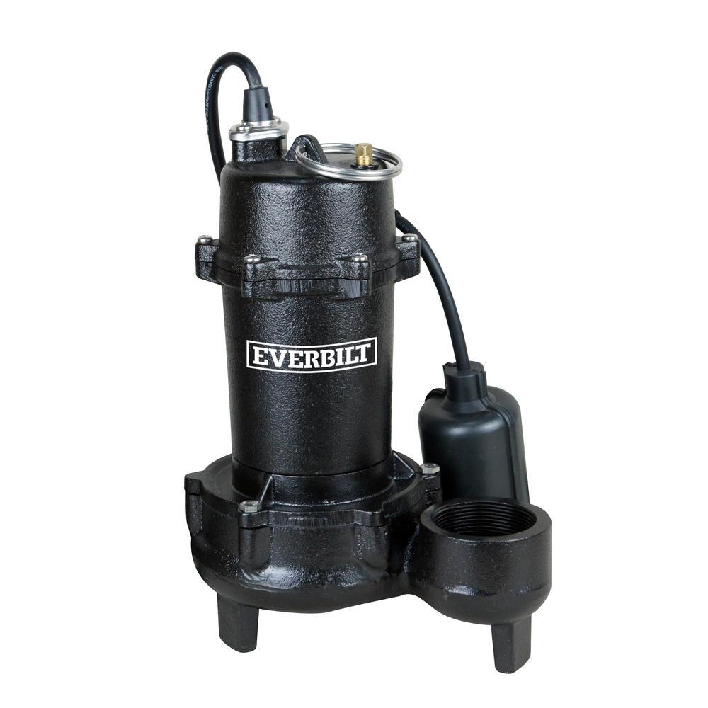 1/2 HP Submersible Effluent Pump