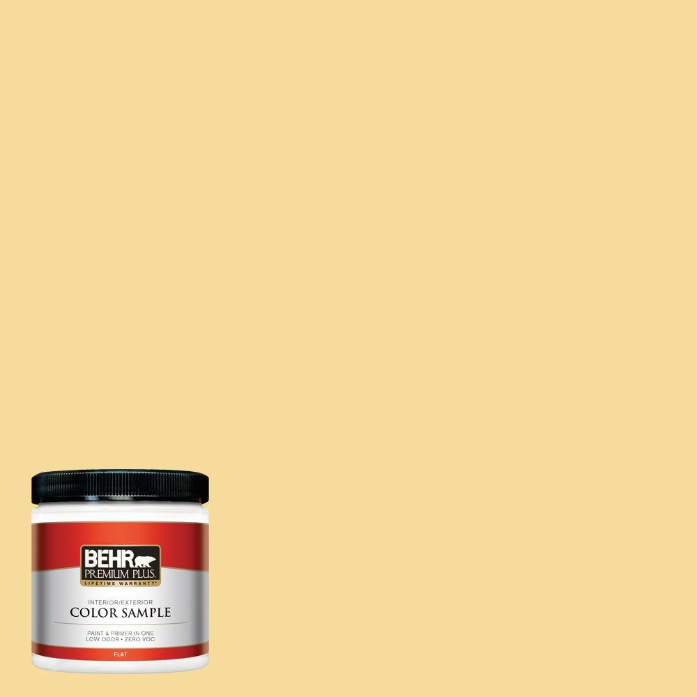 8 oz. #360C-3 Honey Tone Interior/Exterior Paint Sample